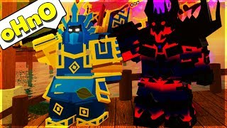 THE *MOST* BIGGEST RAID IN SAMURAI PALACE! (ROBLOX DUNGEON QUEST)