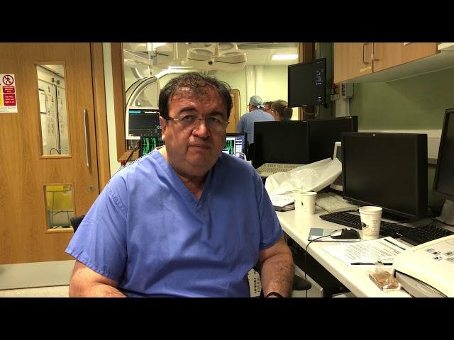 Royal Brompton Hastanesi - Rezektör Balon Tedavisi Eğitim Programı
