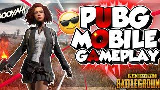 PUBG MOBİLE SANHOK GAMEPLAY | Bootcamp temizliği 😎 #1
