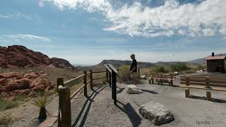 Photography tutorial: Merging the 360-degree panoramic photo | lynda.com