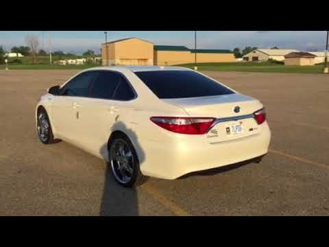 2017 Camry Hybrid With 20 S