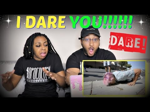 Nigahiga 'I Dare You: GOING BALD!?' REACTION!!!