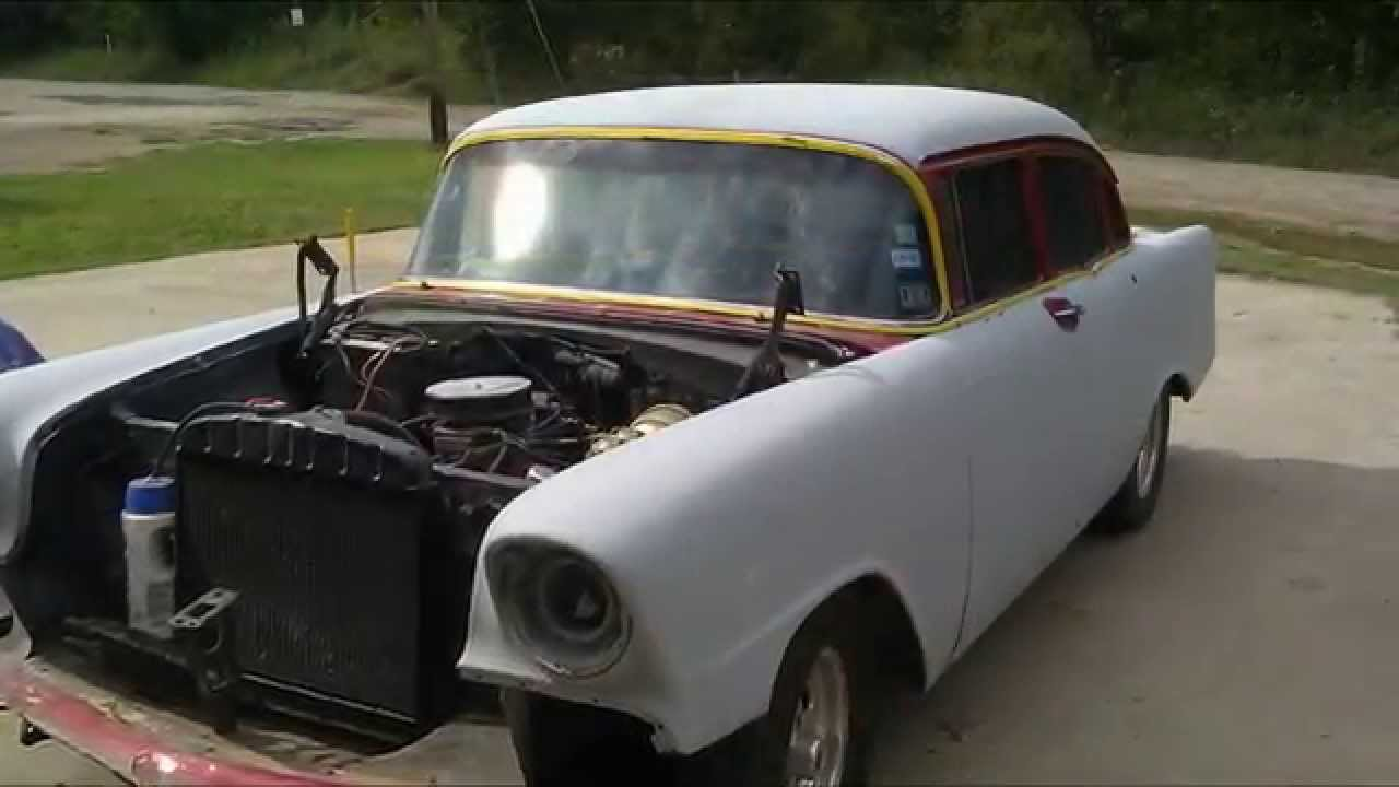 1956 Chevy 210/Bel Air (E-Auto Works Body Shop) Fort Worth TX ...