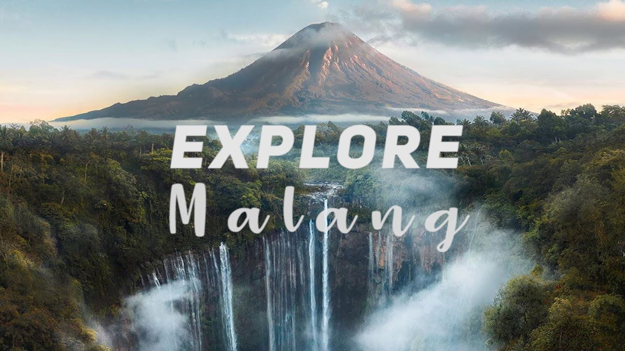 Explore Malang Cinematic Travel Video Youtube