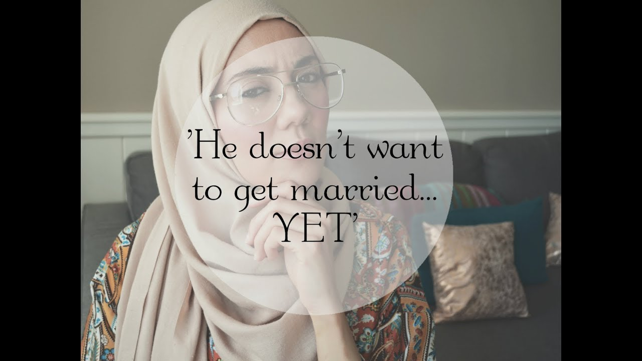 He Doesnt Want To Get Married