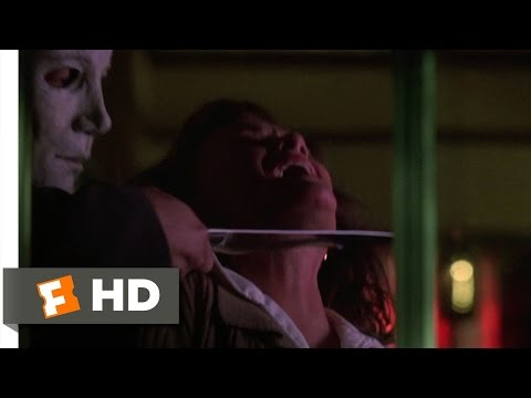 Halloween H20: 20 Years Later (1/12) Movie CLIP - Miss Whittington's End (1998) HD