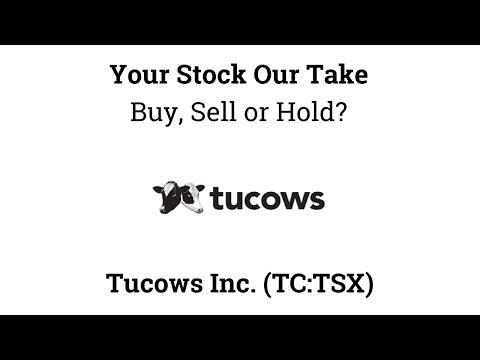 Your Stock Our Take Tucows Inc. (TC:TSX)
