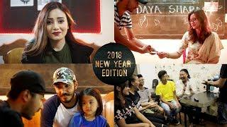 Download lagu Manda, Guru Rewban, Johnny, Dolly G reacts to Magic by Daya Sharma - New Year Special Part 1