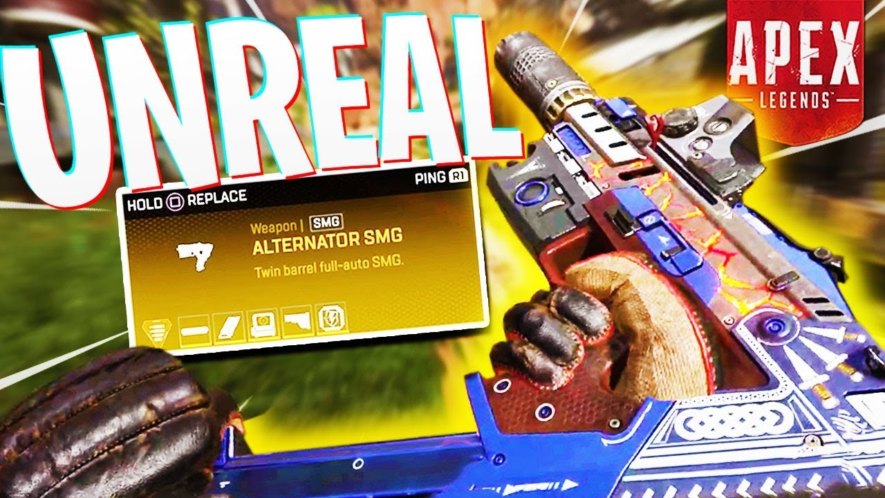 I Found a LEGENDARY Alternator But... - PS4 Apex Legends thumbnail