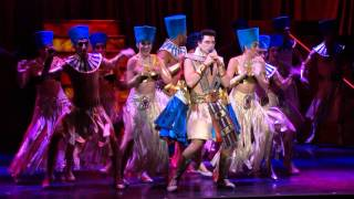 joseph and the amazing technicolor dreamcoat us tour montage