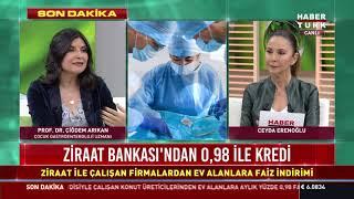 HT Sağlık - 14 Aralık 2018 (Çocuklarda karaciğer hastalığı)