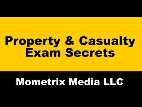 NFIP Exam Prep - Property & Casualty