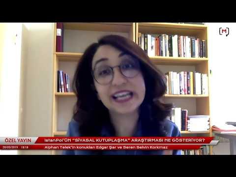 """IstanPol'ün """"siyasal Kutuplaşma"""" Araştırması Ne Gösteriyor? Edgar Şar & Seren Selvin Korkmaz"""