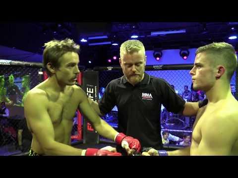 Reign MMA 3 Tim Moore vs Sean Gauci