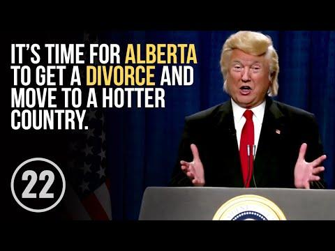 Trump's making Alberta the 51st state | 22 Minutes