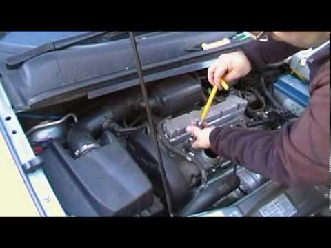 Mantenimiento Opel Zafira A Motor 16 Gasolina Limpieza O Cambio