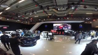 Salon de l'auto de Montreal 2015 Partie 3 (Animal Instrumental cover)