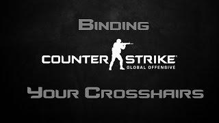 CS:GO - How To Bind Crosshairs (Multiple Crosshairs)