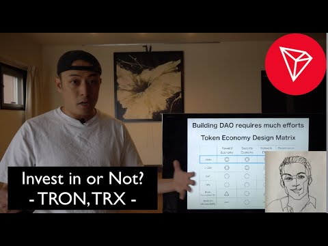 Invest In Or Not? - TRON, TRX