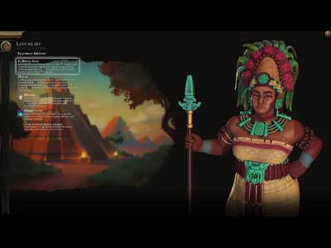 Worthplaying Civilization Vi All New Frontier Season Pass Adds Mayan Nation Screens Trailer