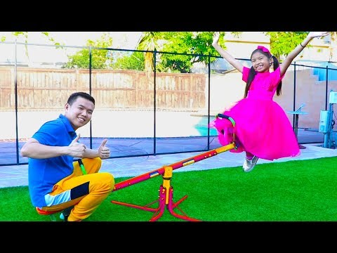 """""""No No"""" Play Safe Playground Song   Wendy Pretend Play Fun Nursery Rhymes & Kids Songs"""