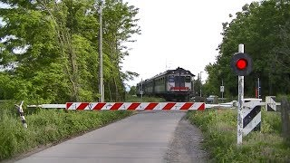 Spoorwegovergang Parma (I) // Railroad crossing // Passaggio a livello