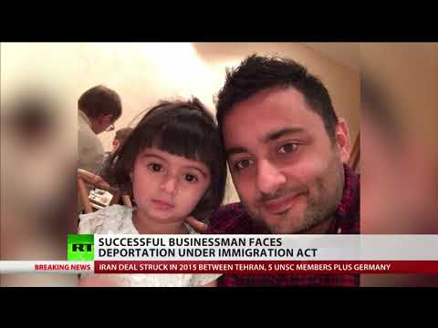 Successful businessman faces deportation under Immigration Act