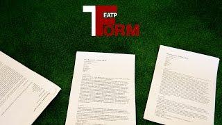ТеатрForm -- читка пьесы Ивана Вырыпаева