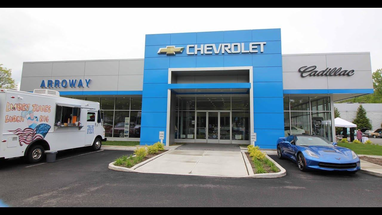 Th Annual DustOff Classic Car Show Arroway Chevrolet Cadillac - Arroway chevrolet car show