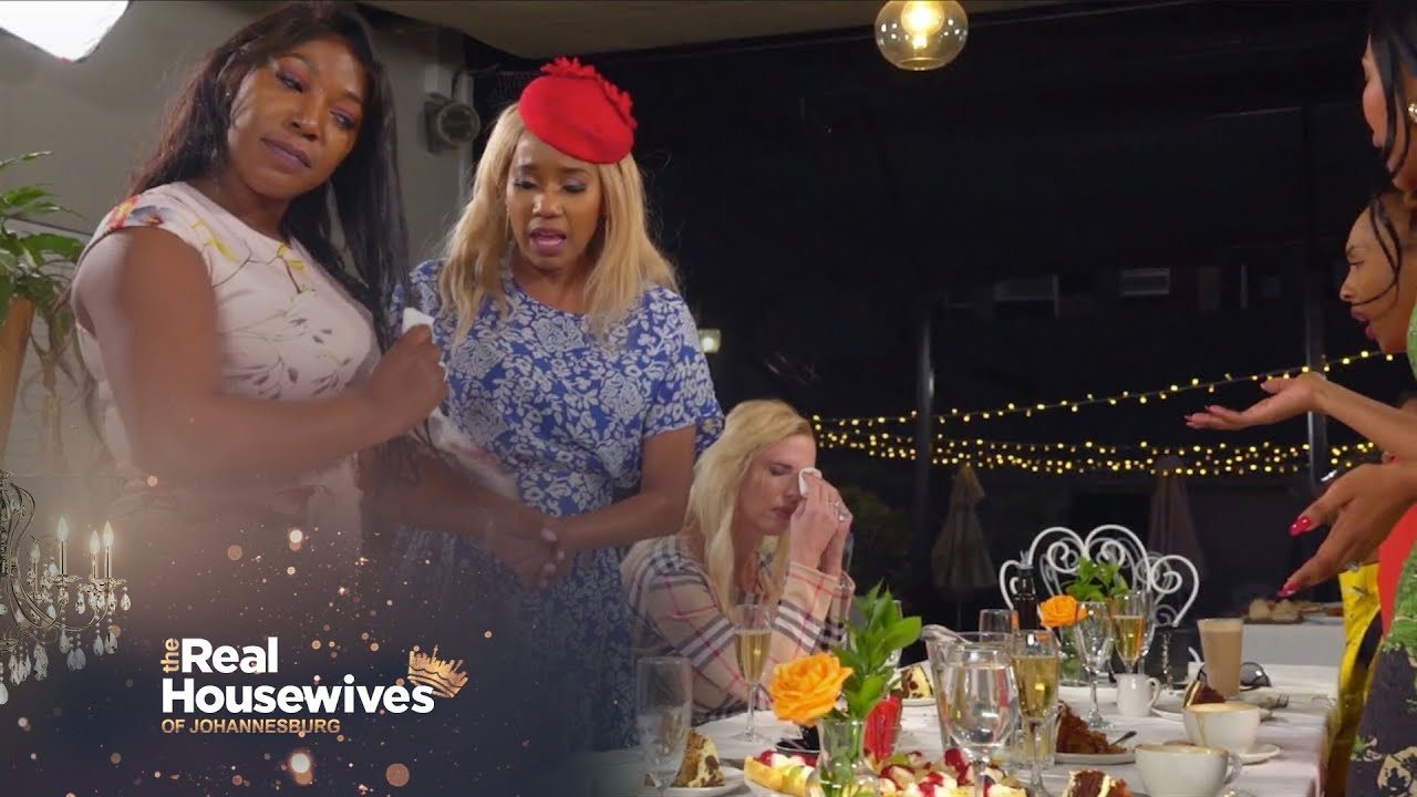 Download Champagne Ends Up On The Wigs! – RHOJ   1 Magic