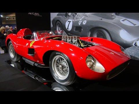 1957 Ferarri 335S - $35.7 Million