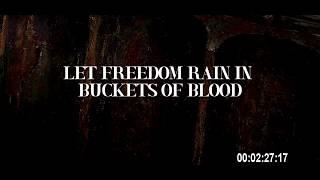 Thy Art Is Murder - Make America Hate Again [Lyric Video]
