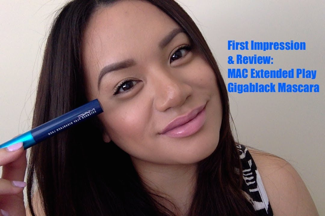 Extended Play Gigablack Lash Mascara by MAC #4