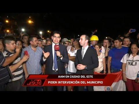 #AAM desde Ciudad del Este / Nuevos audios del #OperativoBerilo (PGM 37)