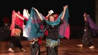 OMEDA 2013 Winter Showcase - Gypsy Passion Bellydance