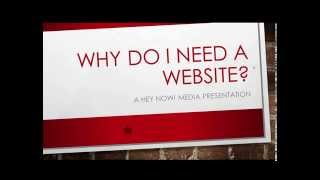 BBB Webinar: Hey Now Media- Why do I need a Website