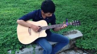 It's Not Goodbye - Laura Pausini (Guitar solo)
