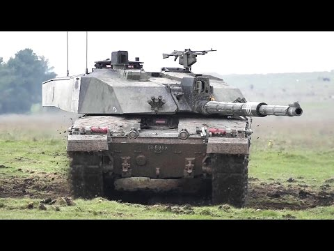 British Ministry Of Defence - British Army Live Firing Exercise 2015 [1080p]