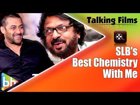 """""""Sanjay Leela Bhansali Shares The Best Chemistry With Me"""": Salman Khan Mp3"""