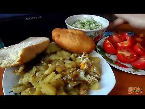 Картофель с лисичками в мультиварке