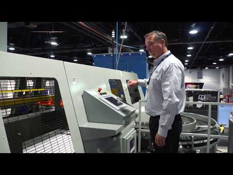 HL6200 High Level Palletizer Interview at Pack Expo