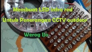 Video Membuat LED Infra Red CCTV Sendiri download MP3, 3GP, MP4, WEBM, AVI, FLV April 2018