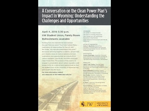 Clean Power Plan's Impact in Wyoming: Understanding the Challenges and Opportunities