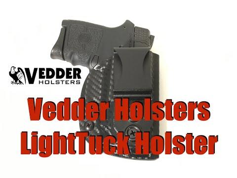 Vedder Holsters LightTuck IWB Kydex Holster