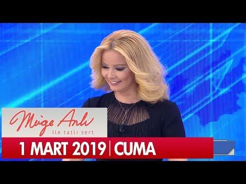 Müge Anlı ile Tatlı Sert 1 Mart 2019 Cuma - Tek Parça