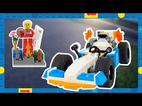 LEGO Extreme Engines Vehicle Upgrade - Add-On Creator 3-in-1 Fan Build
