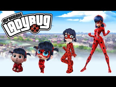 Thumbnail: ✅Miraculous Ladybug and Chat Noir Growing Up | Zilo TV