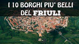I 10 borghi più belli del friuli venezia giulia