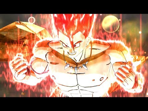 I Transformed Into My Custom Super Saiyan God Transformation In Dragon Ball Xenoverse 2