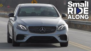 2018 Mercedes-Benz AMG E 43 - Review and Test Drive - Smail Ride Along